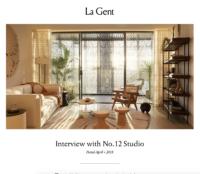 La Gent, Online, April 2018