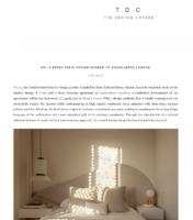 Th Design Chaser, Online, July, 2018