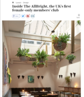 The Telegraph Luxury, Online, march 2018