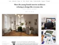Wallpaper*, online, March 2018